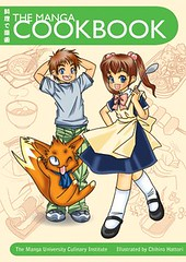 Manga Cookbook cover