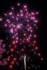 Shelton CT Fireworks (July 2, 2008)