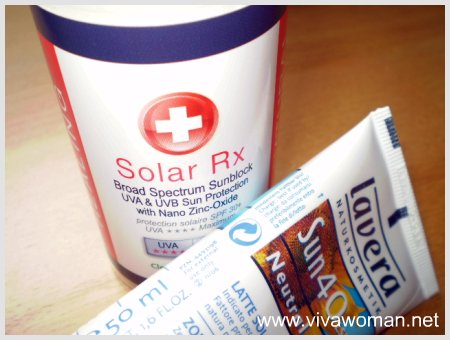 Keys Solar RX Sunblock