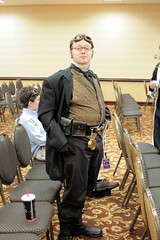 CVG2008 (thx1164) Tags: life party nerd minnesota fashion comics fun costume cool geek cosplay awesome geeks nerds fantasy rpg convention scifi comicbooks convergence sciencefiction fans bloomington collectors 2008 fandom genre steampunk sheratonhotel roleplayinggames costumeplay cvg2008