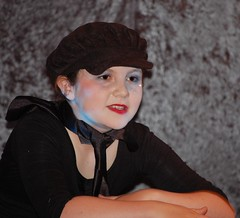 Jess as Chimney Sweep
