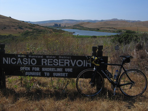 Nicasio Valley Reservoir