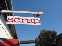 at scrap