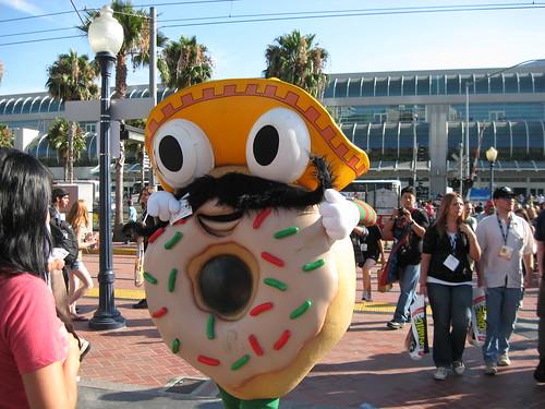 Doughnut Day Mascot Hopeful