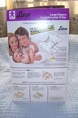 Luvs-1981-05 (Vintage Luvs) Tags: old girls boy baby boys girl vintage babies ad ab diaper plastic loves diapers dl pampers disposable huggies luvs abdl olddisposable