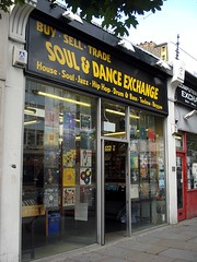 Soul and Dance Exchange, Notting Hill, London W11