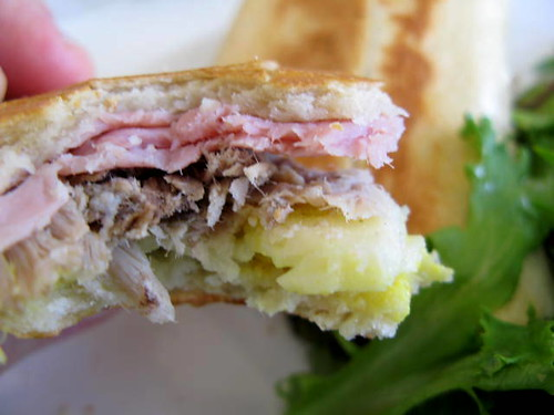 Unmelted Cubano at Azucar