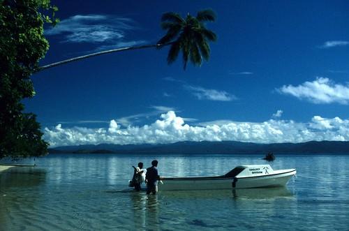 San Jorge island, Solomons por arcsystems.