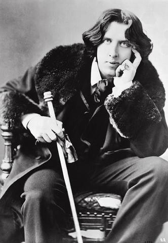 Oscar Wilde - Napoleon Sarony