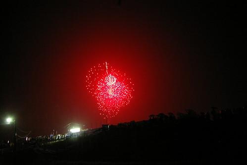 淀川花火大会2008