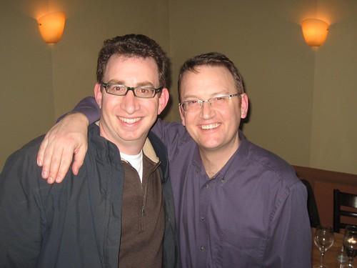 David Spark and Alec Saunders