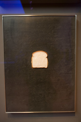 Bread by Jasper Johns (by Phanix)