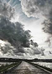 Way to heaven (Fernando Rey) Tags: sky clouds landscape atardecer heaven afternoon paisaje cielo nubes soe