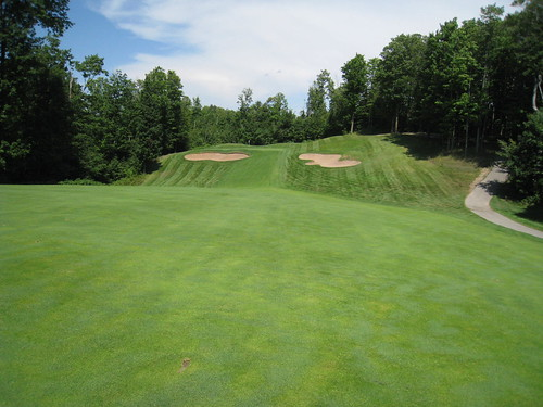 Treetops Golf - Masterpiece, Gaylord, Michigan
