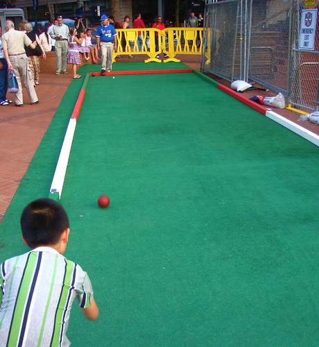 bocce at Festa Italiana 2008