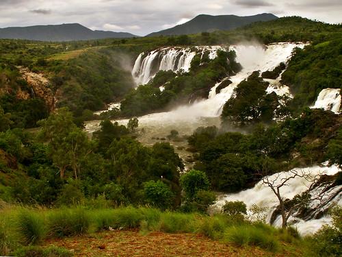 Bharachukki water falls