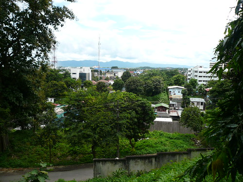 View from Wat Phra That Doi Ngam Muang 2