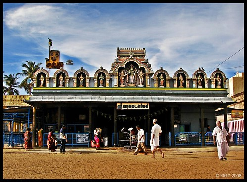 Thiruvotriyur Temple - Vadivudayamman