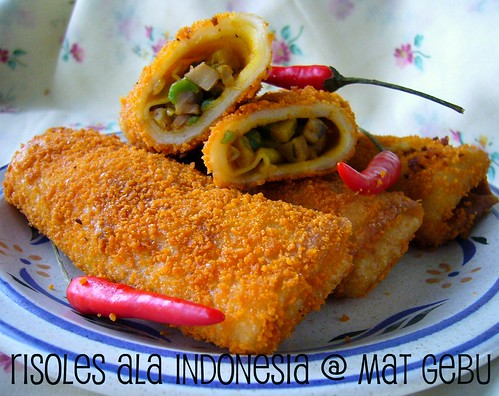 Risoles Ala Indonesia