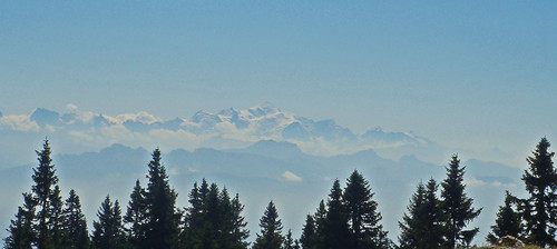 Alps View from Juras