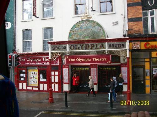 Ireland Dublin - Olympia Theatre
