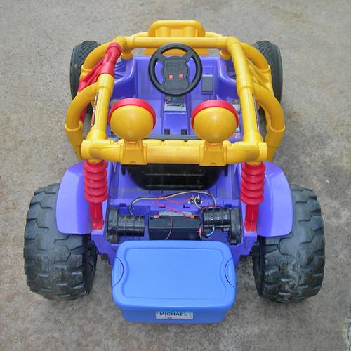 power wheels xtreme machine