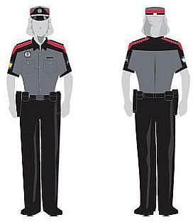Y otro uniforme guanchanchero
