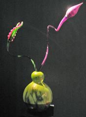 Ikebana by Chihuly