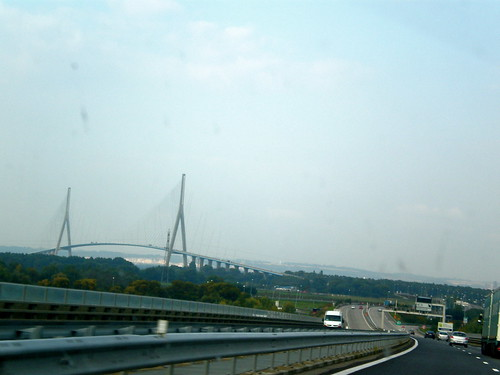 Big Bridge in Normandy