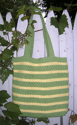 Ravelry Stylin Tote Bag Pattern By Cathy Phillips