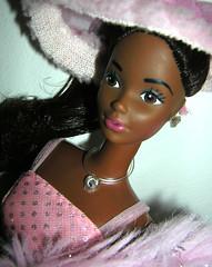PINK & PRETTY CHRISTIE 1981 (rod_collection_2) Tags: barbie 80s christie mattel steffie