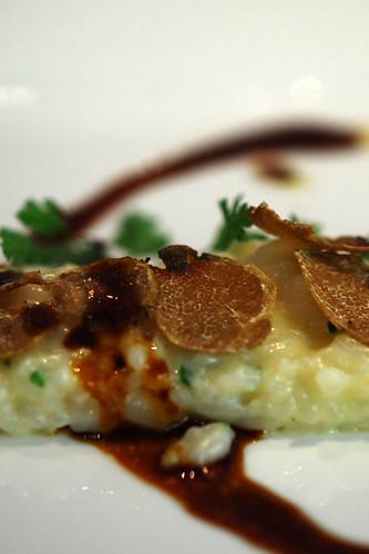 White Truffle Risotto - DSC_0392