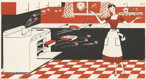 Food In The Fifties Cookbook Culture