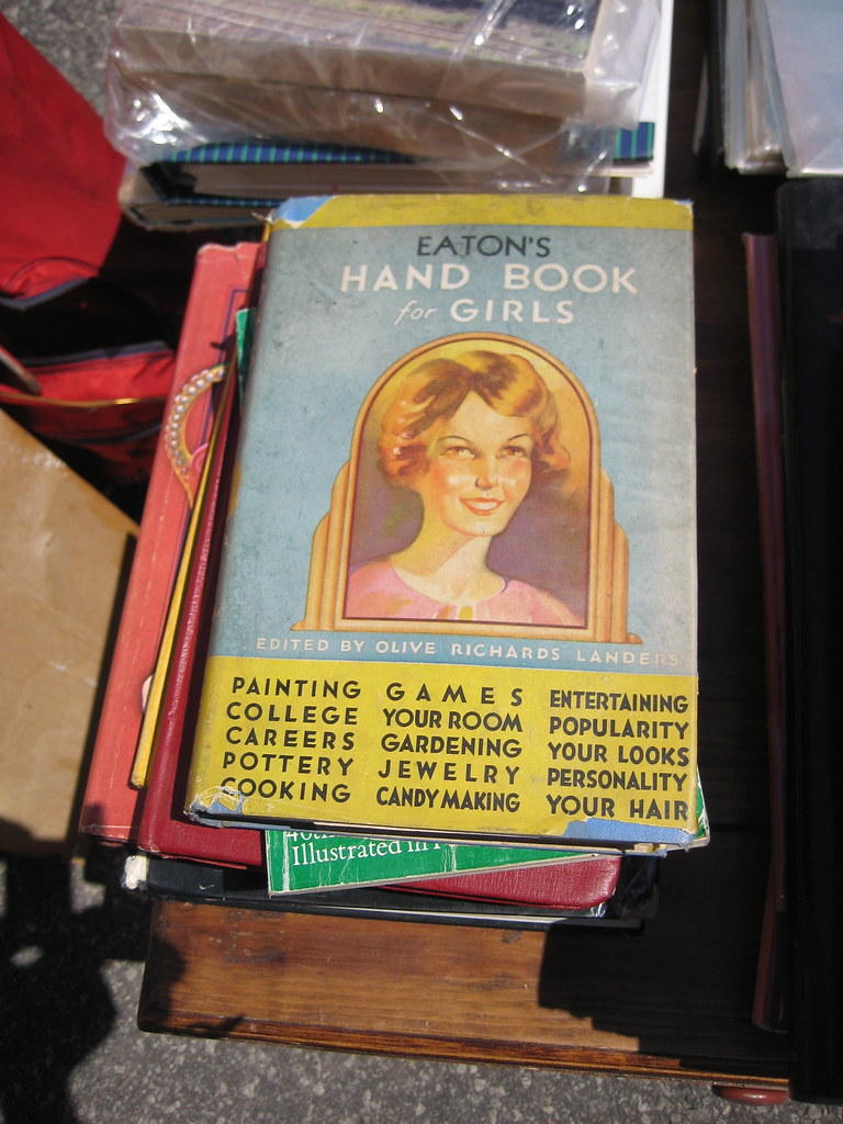 Eaton's Hand Book for Girls