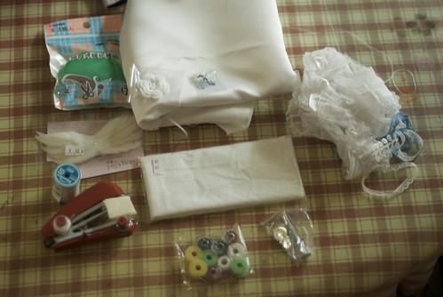 台龍首創館賣的縫紉機