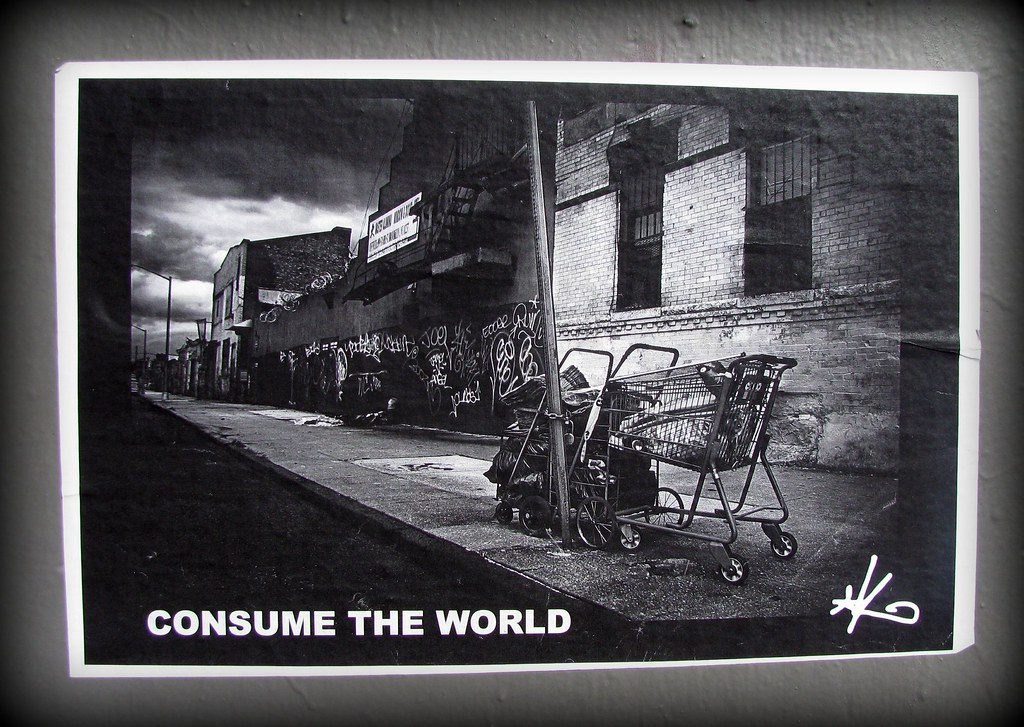 Consume the World