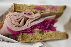 Black Forest Ham Sandwich