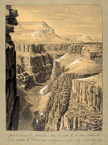 010- Gran cañon del Colorado vista del lado este- Arizona