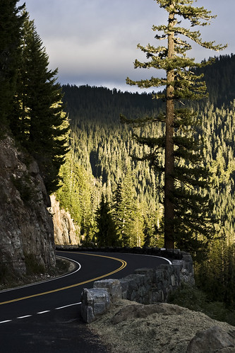 Highway 410 - Washington - Chinook Pass 2