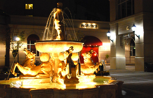 Fountain in Park Place, Annapolis 073531