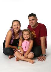 Agnieszka, Nadia i Robert