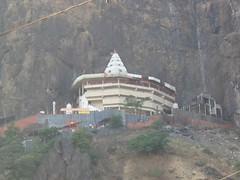 Saptashrungi Devi Temple at Vani (Jennifer Kumar) Tags: india goddess temples hindu hinduism submissions devi maharasthra hindutemples ajoy alaivanicontributors alaivani saptashrungidevi alaivanisubmissions top20april2009