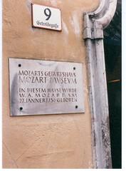 Mozarthaus Salzburg