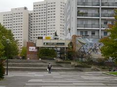 Marzahn (Fimbulfamb) Tags: berlin architecture germany blocks eastberlin plattenbauten ostberlin marzahn wohnblöcke