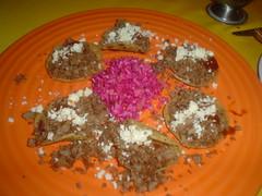 Garnachas en Madre Oaxaca