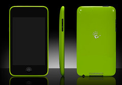 Colorware iPod by momentimedia