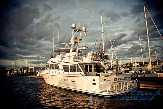 El Encanto Yatch by ChristanP Photography