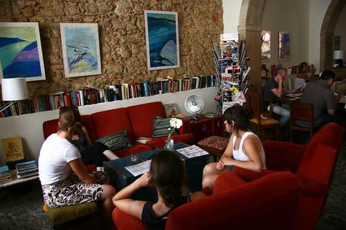 Pois Café, Lisbon, Alberto D'Ottavi