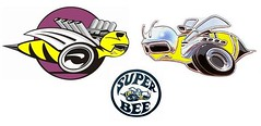 Super bee logo (carmaglover) Tags: car mexico muscle plymouth 360 dodge valiant chrysler mopar barracuda 318 dodgesuperbee mopardemexico