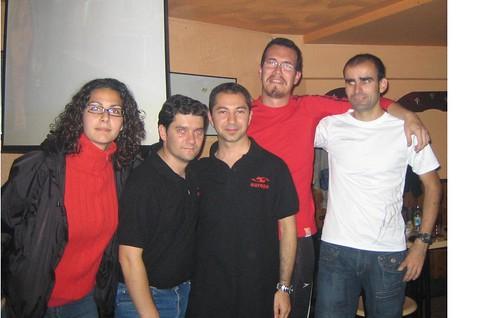 EUROPA JUEVES (temporada 08-09)